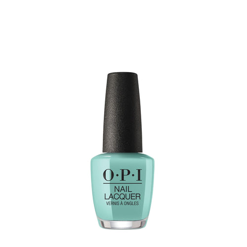 opi nail lacquer verde nice to meet you beauty art mexico
