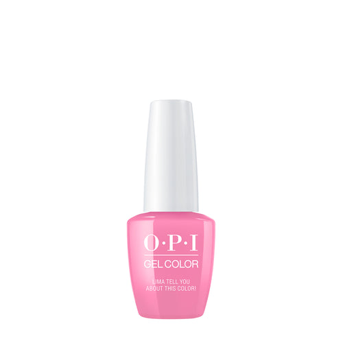 opi gel color lima tell you about this color peru beauty art mexico