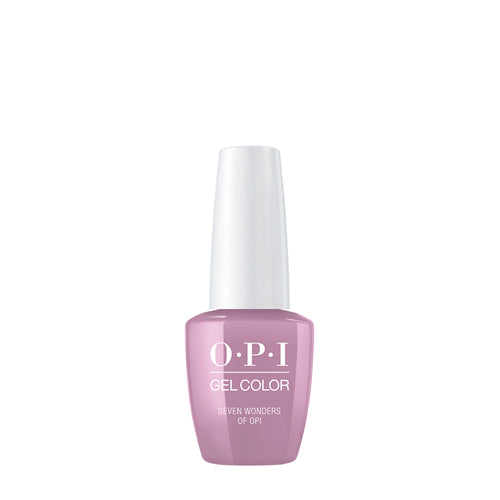 opi gel color seven wonders of opi peru beauty art mexico