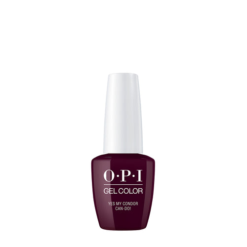 opi gel color yes my condor can do peru beauty art mexico