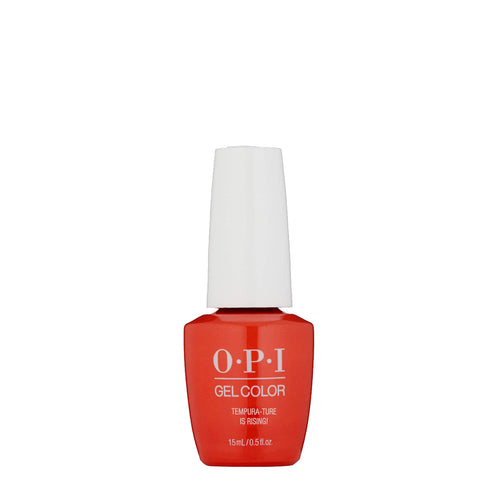 opi gel color tempura ture is rising beauty art mexico