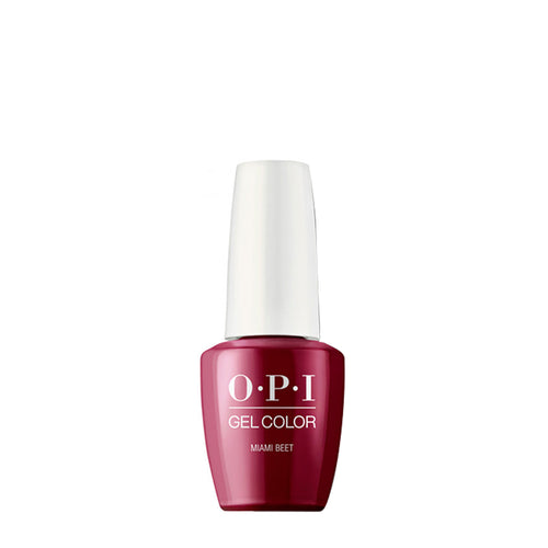 opi gel color 360 miami beet beauty art mexico
