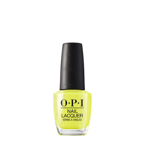 opi nail lacquer pump up the volume neon beauty art mexico