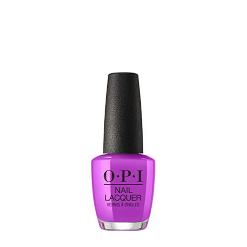 opi nail lacquer positive vibes only neon beauty art mexico