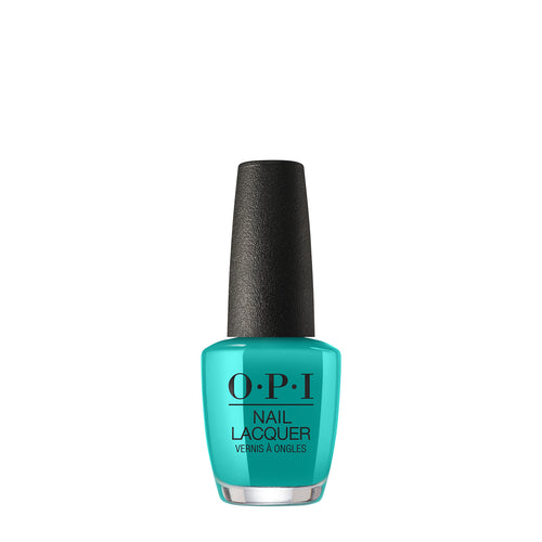 opi nail lacquer dance party teal dawn neon  beauty art mexico