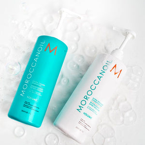 moroccanoil shampoo extra volumen beauty art mexico