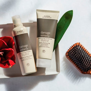 aveda damage remedy intensive restructuring treatment beauty art mexico
