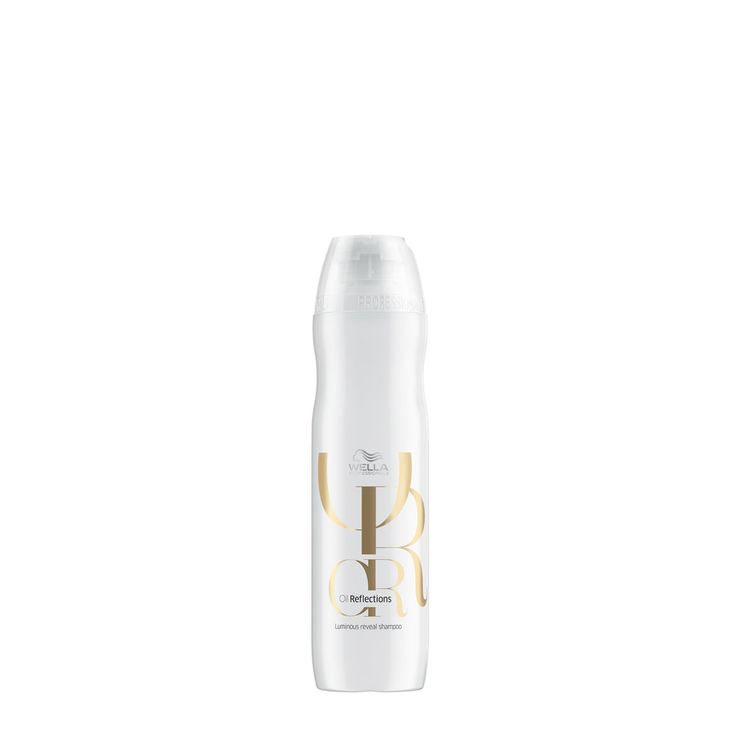 wella oil reflections shampoo beauty art mexico