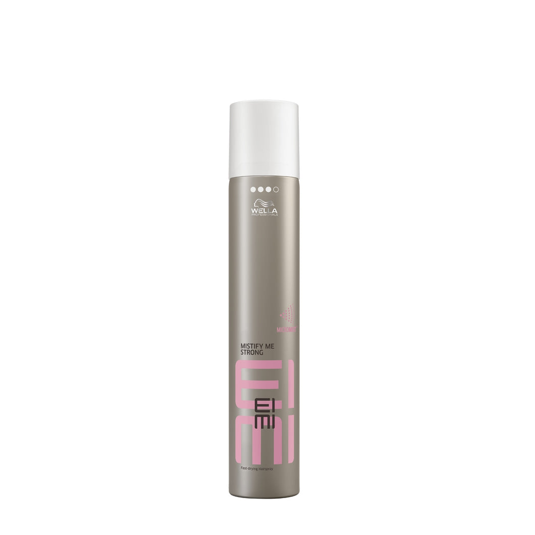 wella eimi mistify me strong beauty art mexico