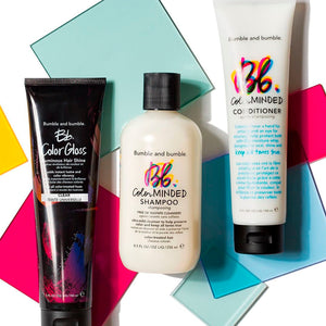 bumble and bumble color minded shampoo beauty art mexico