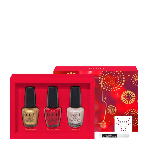 KIT NAIL LACQUER SHINE BRIGHT LUNAR NEW YEAR, 15 ML