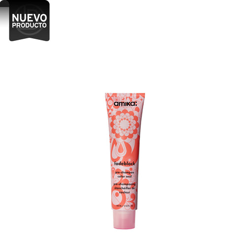 Amika Fadeblock Pre Shampoo Color Seal Beauty Art México