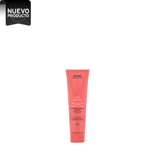 aveda nutriplenish daily moisturizing treatment deep beauty art mexico