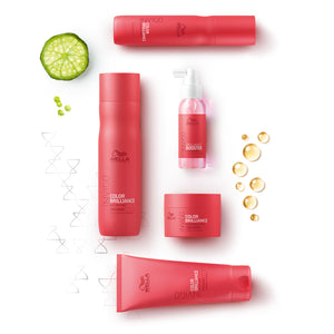 wella color brilliance leave balm beauty art mexico