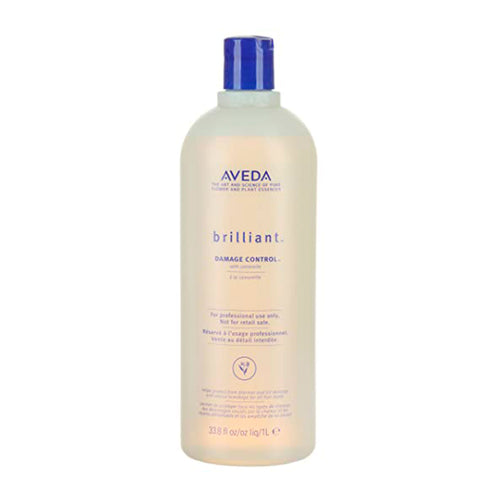aveda brilliant damage control back bar beauty art mexico