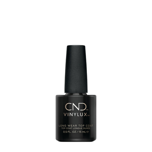 cnd vinylux weekly top coat beauty art mexico