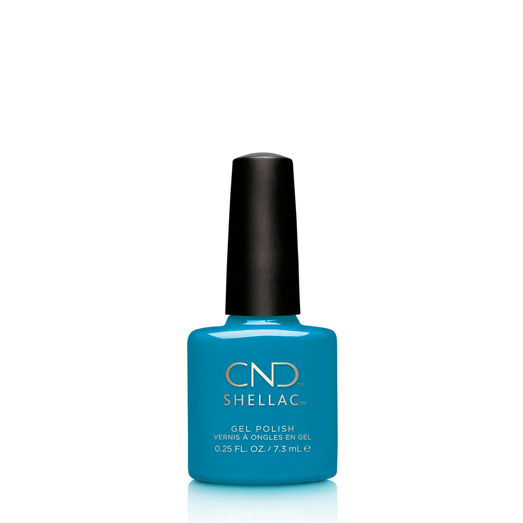 cnd vinylux cerulean sea beauty art mexico