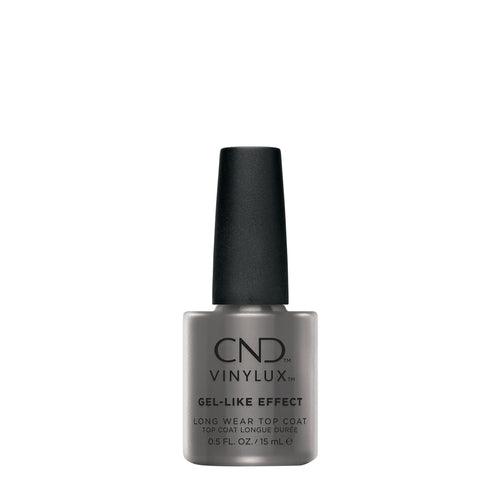 cnd vinylux gel like efect top coat beauty art mexico