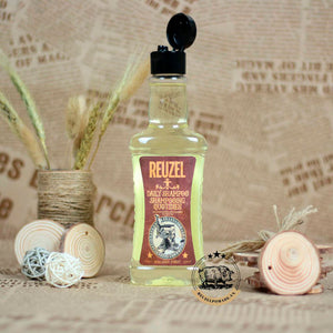 reuzel daily shampoo beauty art mexico