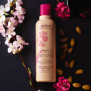 aveda cherry almond leave in beauty art mexico
