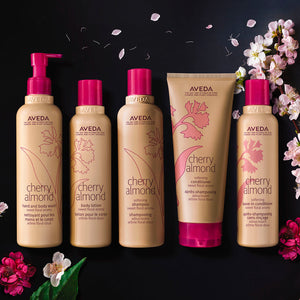 aveda cherry almond shampoo beauty art mexico