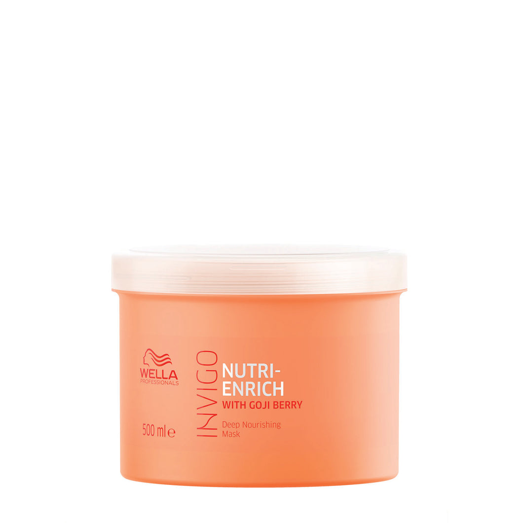 wella nutri enrich mask beauty art mexico