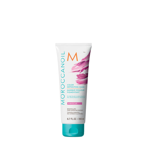 Moroccanoil Mascarillas con Color Hibisco Beauty Art Mexico