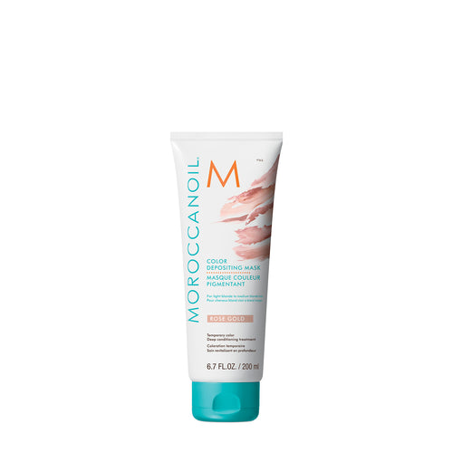 Moroccanoil Mascarillas Color Rose Gold Beauty Art