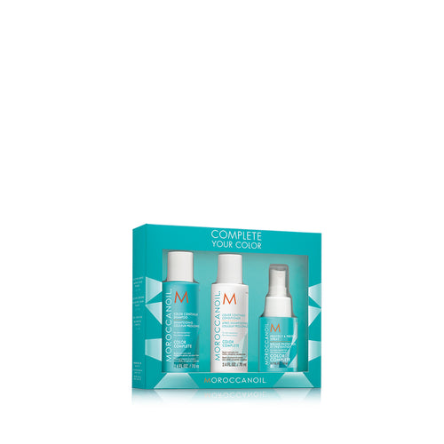 moroccanoil kit complete your color beauty art mexico