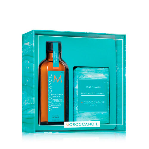Moroccanoil Home And Away Kit Beauty Art Mexico