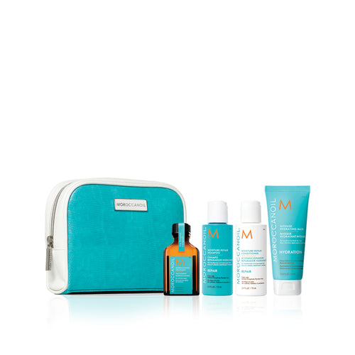 moroccanoil kit de viaje reparacion beauty art mexico