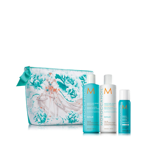 moroccanoil bolsa marchesa reparacion beauty art mexico