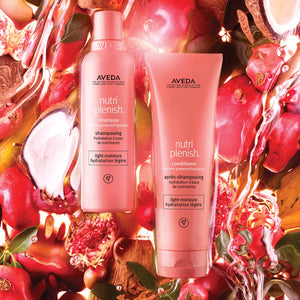 aveda nutriplenish conditioner light beauty art mexico
