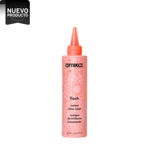 Amika Flash Instant Softening Mask Beauty Art México