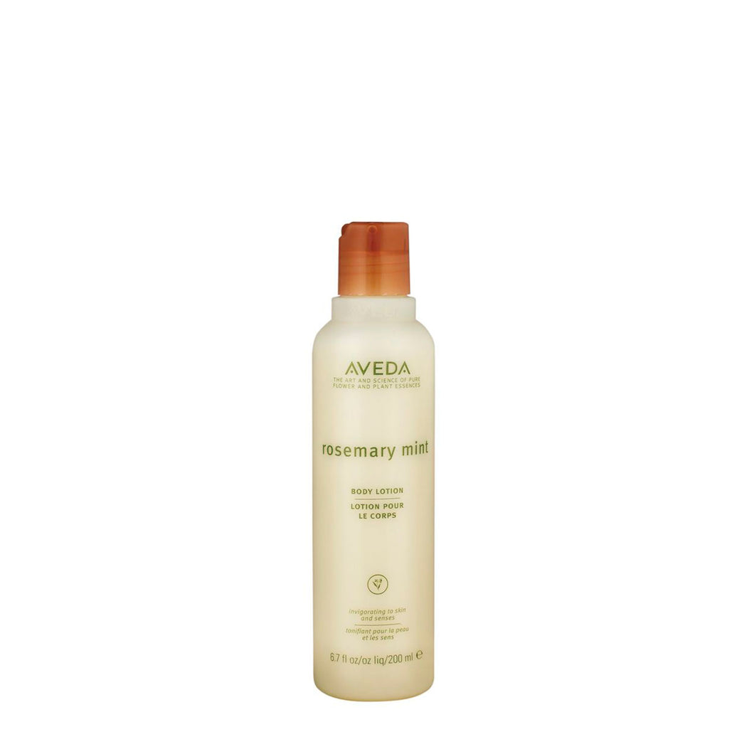 aveda rosemary mint body lotion beauty art mexico