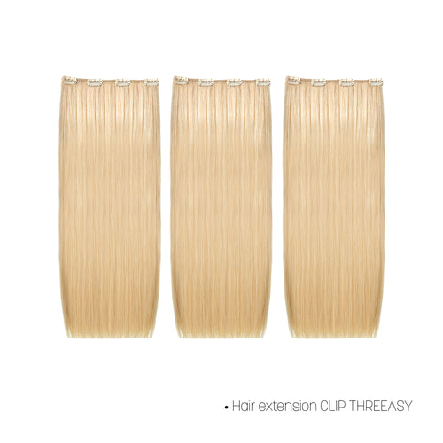 CLIP THREEASY HAIR EXTENSION