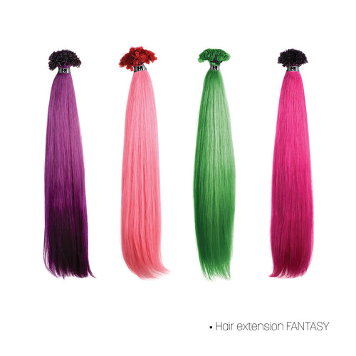 KERATING SYSTEM HAIR EXTENSION FANTASY COLOR 8006F