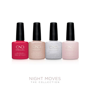 cnd shellac soire strut beauty art mexico
