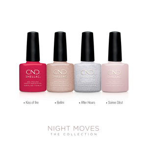 cnd shellac bellini beauty art mexico