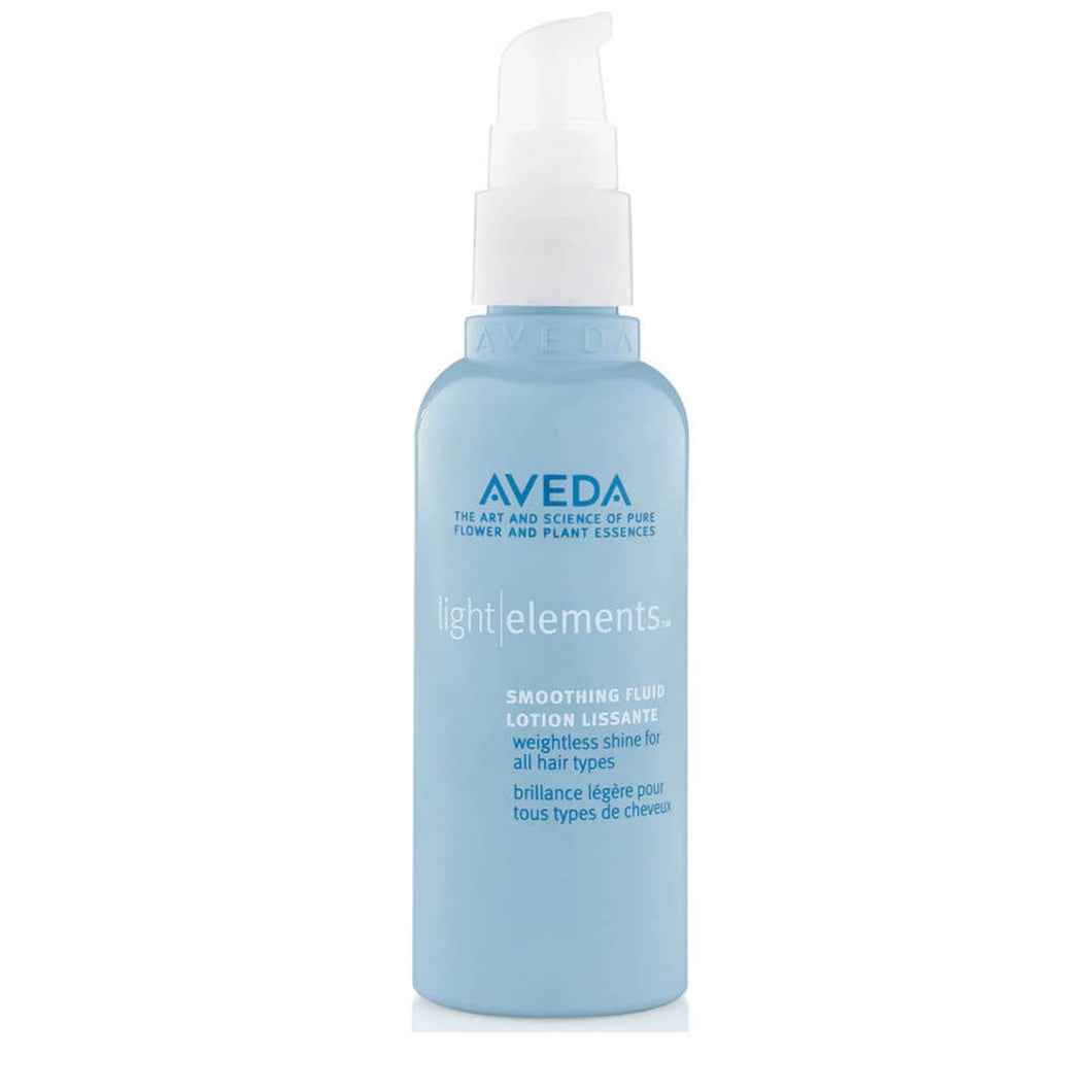 aveda light elements smoothing fluid beauty art mexico