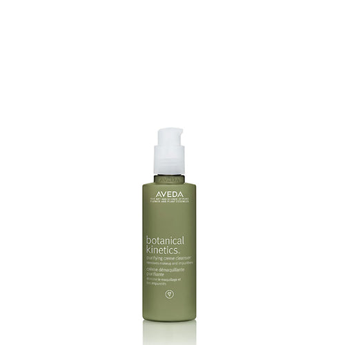 aveda botanical kinetics purifying creme cleanser back beauty art mexico
