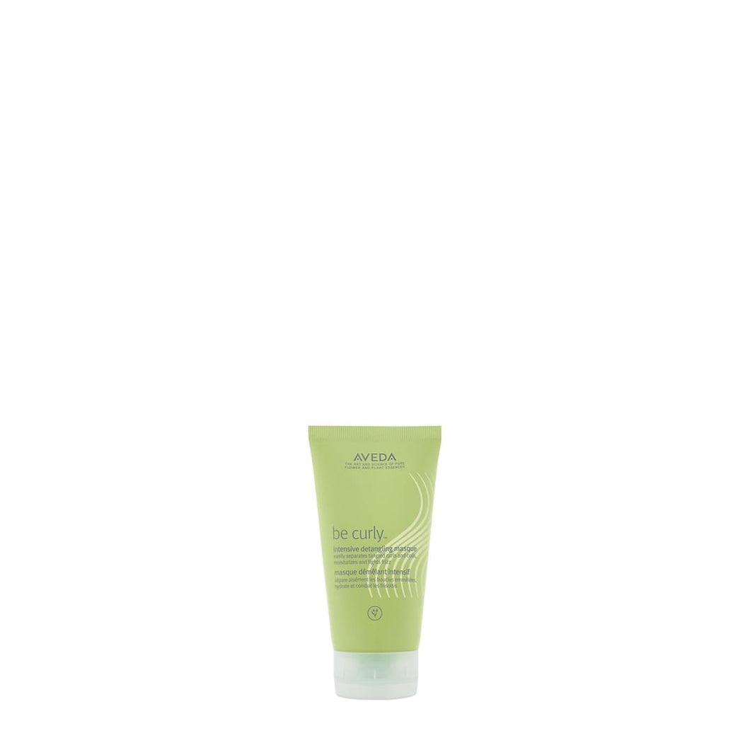 aveda be curly intensive detangling masque beauty art mexico