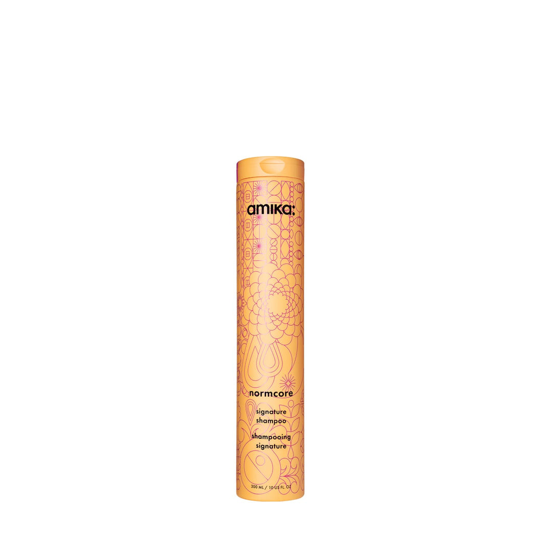 amika normcore signature shampoo beauty art mexico