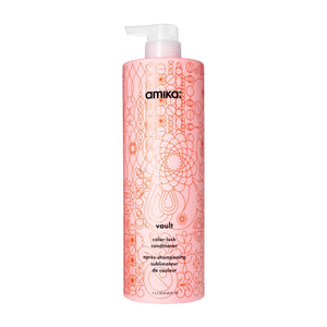 amika vault color lock conditioner beauty art mexico