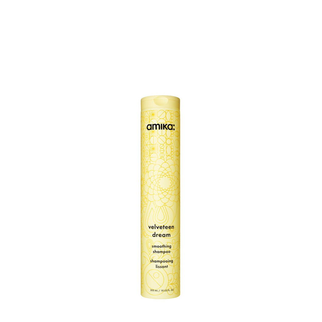 amika velveteen dream smoothing shampoo beauty art mexico