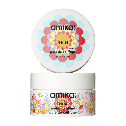 amika heist molding blend beauty art mexico