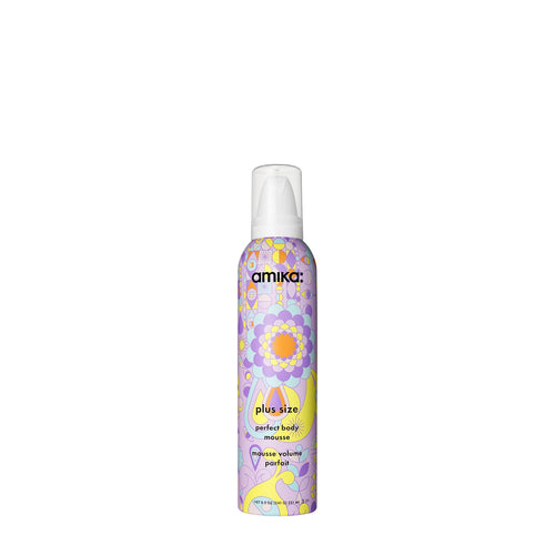 amika plus size perfect body mousse beauty art mexico