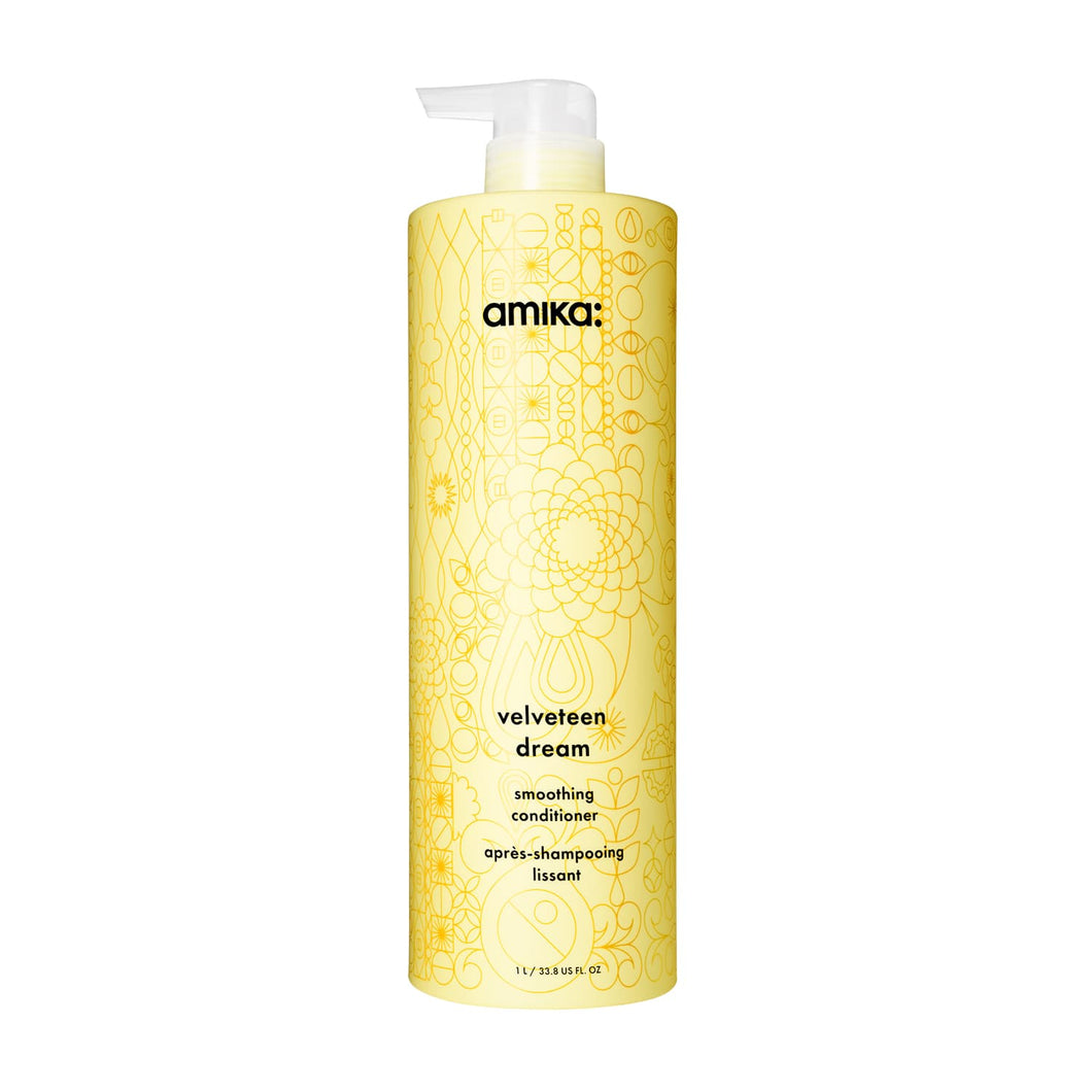 amika velveteen dream smoothing conditioner beauty art mexico