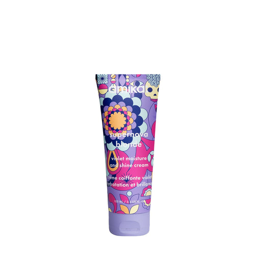 amika supernova blonde violet moisture & shine cream beauty art mexico