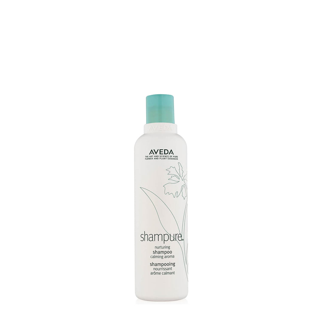aveda shampure shampoo beauty art mexico